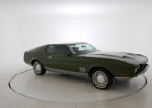1972 Ford Mustang Mach I Fastback Sport Swope Vintage Cars