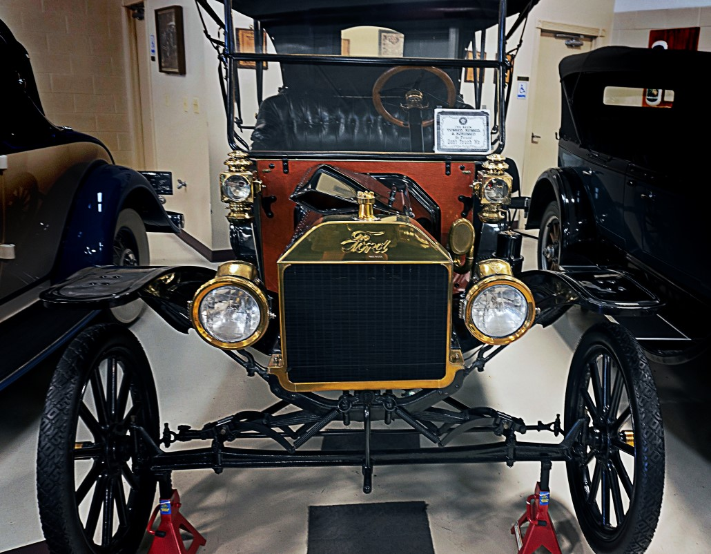 1914 Model T Ford Touring