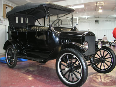 1920 Model T Ford Swope Vintage Cars