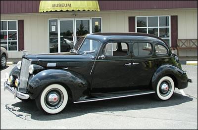 1938 Packard - Swope Vintage Cars