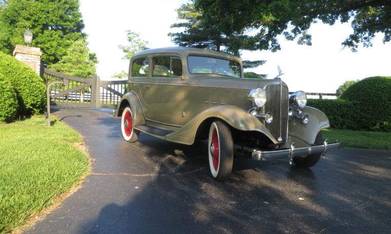 1933 Chevrolet Master Model Coach for SALE - Swope Vintage Cars